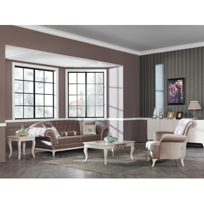 Lady Avangard Sofa Set
