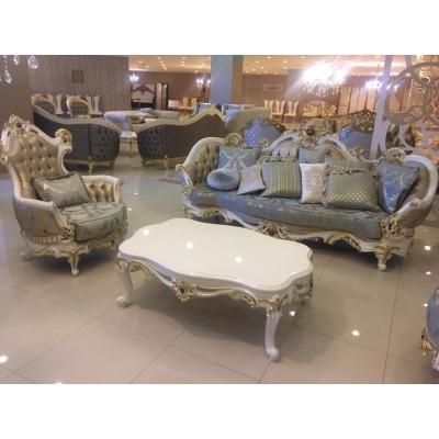 Bursa Classic Sofa Set