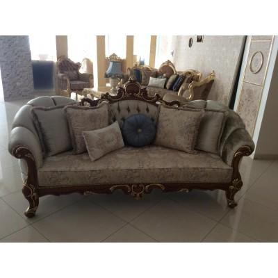Gunes Classic Sofa Set