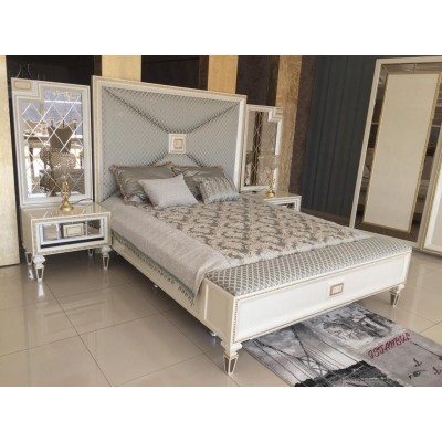 Kizkulesi Art Deco Bed Set
