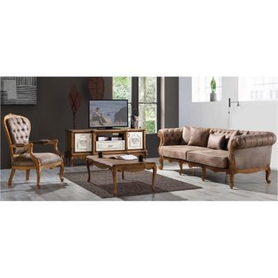 Retro  Country Sofa Set
