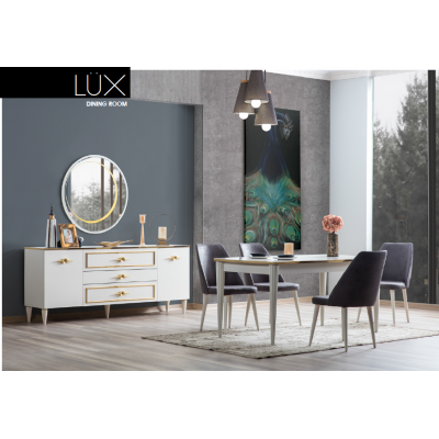 Luxs Dining room set