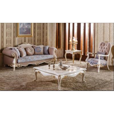 Eymen Classic Sofa Set