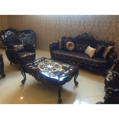 Uludag Classic Sofa Set