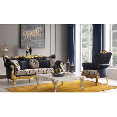 Valancia Avangard Sofa Set