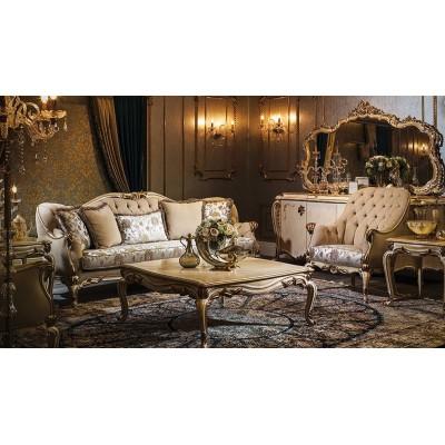 Alara Classic Sofa Set
