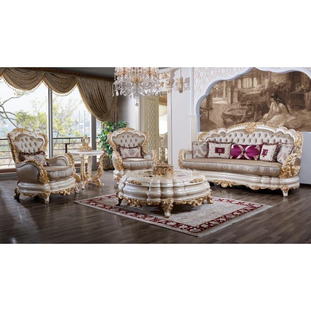 Grando Classic Sofa Set