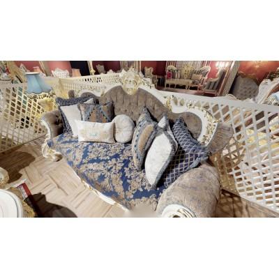 Kudus Classic Sofa Set