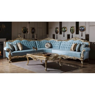 Orient Classic Corner Sofa