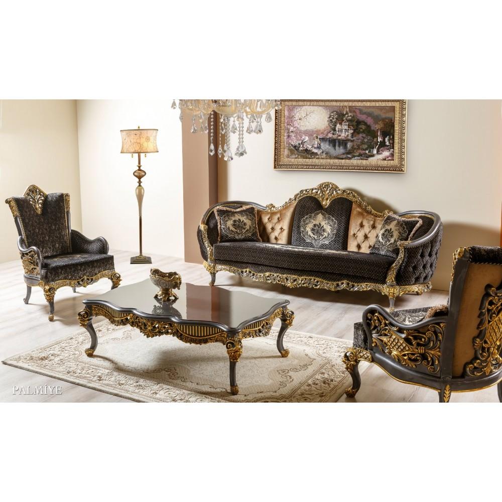Palmiye Classic Sofa Set