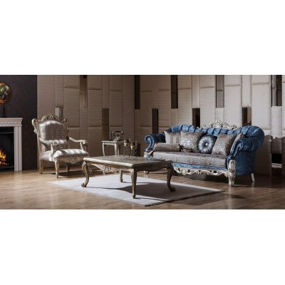 Pera  1 Classic Sofa Set