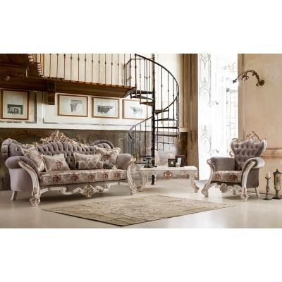 Rotana Classic Sofa Set