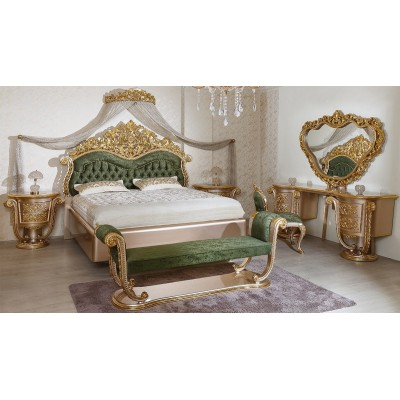 Ruya Classic Bed Set