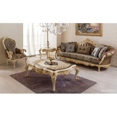 Saltanat Classic Sofa Set