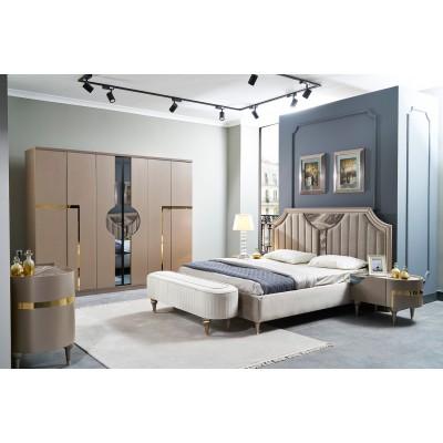 ARYA GOLD Bedroom Set