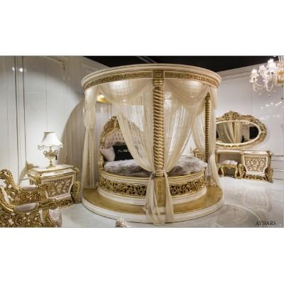 AYBARS Royal Bedroom Set
