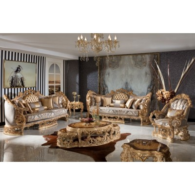 BARBAROS Royal Sofa set