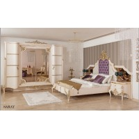 SARAY Royal Bedroom Set