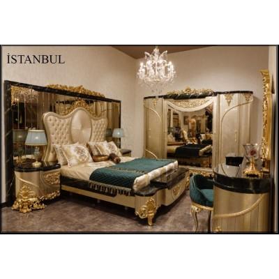 ISTANBUL Royal Bedroom Set