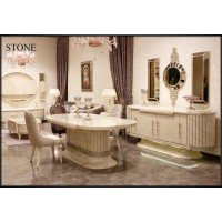 STONE ROYAL Dining set