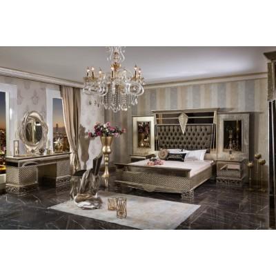 DEFNE Royal Bedroom Set