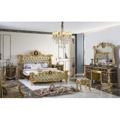 ERCIYES A Royal Bedroom Set