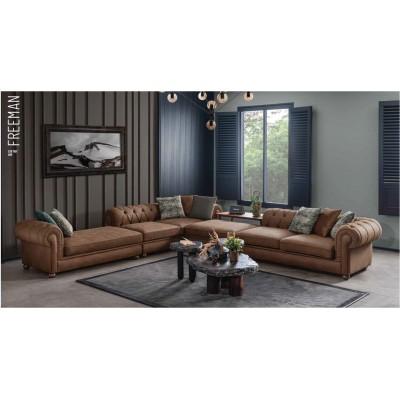 FREEMAN CORNER Sofa Set