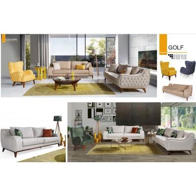 GOLF L Sofa Set
