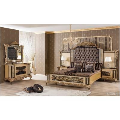 GOZDE  Royal Bedroom Set