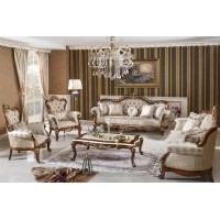 HAZAL Royal Sofa set