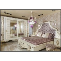 HIRA Royal Bedroom Set