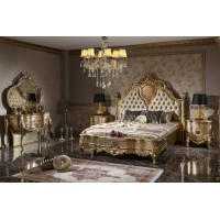 KOSOVA Royal Bedroom Set