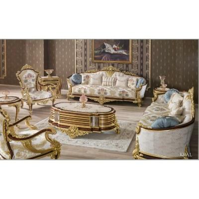 KRAL R Royal Sofa set
