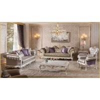 LADY O Royal Sofa set