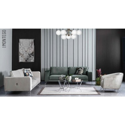 MONTEGO Sofa Set