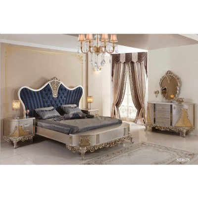 NERGIS Royal Bedroom Set