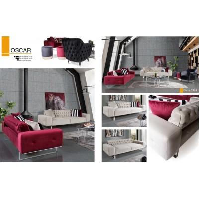 OSCAR L Sofa Set