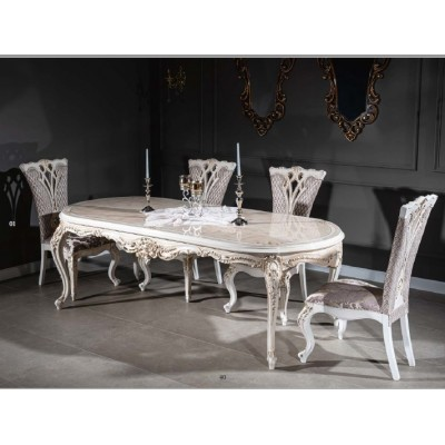 QUEEN ROYAL Dining set