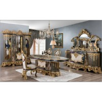 SALTANAT V ROYAL Dining set