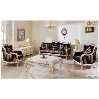 SEHZADE Royal Sofa set
