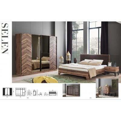 SELEN Bedroom Set