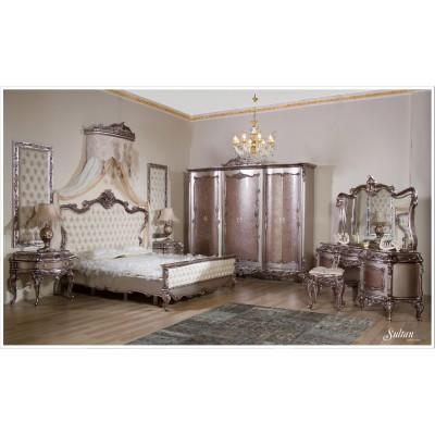 SULTAN Royal Bedroom Set