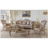 SULTAN P Royal Sofa set