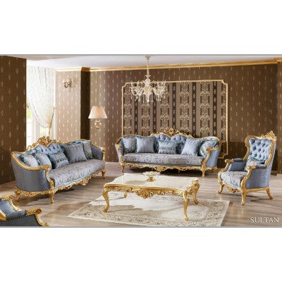 SULTAN R Royal Sofa set