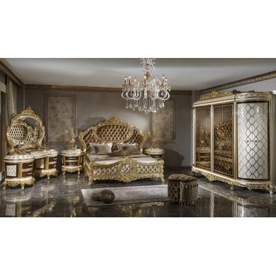TALYA Royal Bedroom Set
