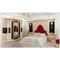 TRUVA P Royal Bedroom Set