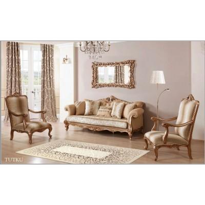 TUTKU R Royal Sofa set