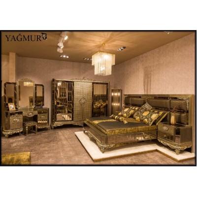 YAGMUR Royal Bedroom Set
