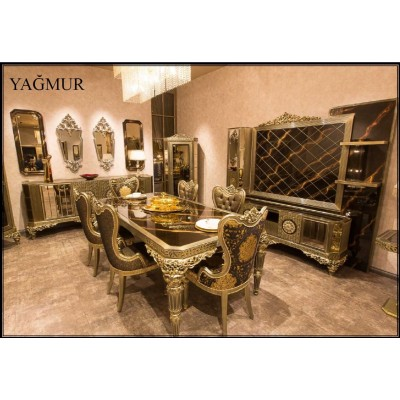 YAGMUR Royal Dining set
