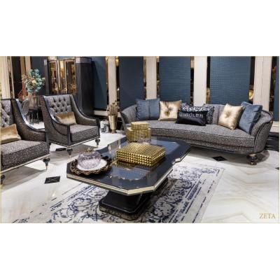 ZETA A Royal Sofa set